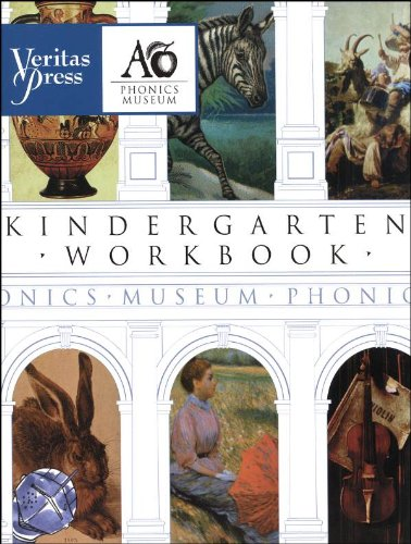 9781932168600: Kindergarten Workbook (Phonics Museum)