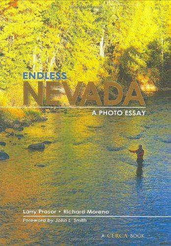 Endless Nevada (Cerca Book): Moreno, Rich, Prosor, Larry