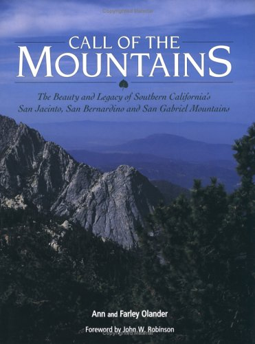 Call of the Mountains: The Beauty and: Ann Olander