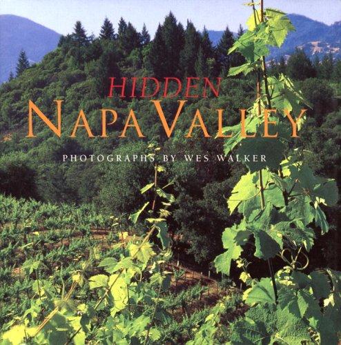9781932183030: Hidden Napa Valley