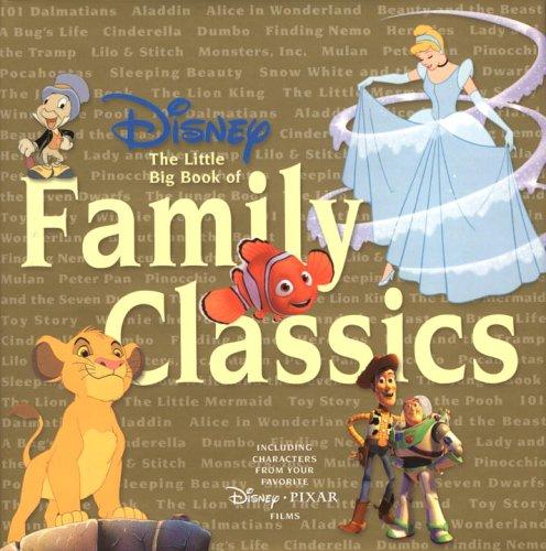 9781932183160: Disney The Little Big Book of Family Classics