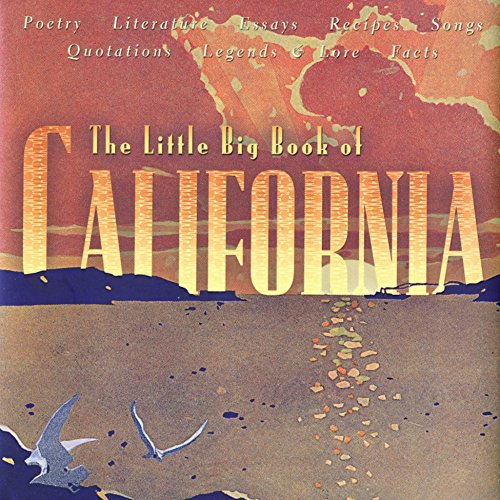 9781932183702: The Little Big Book of California