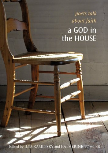 9781932195194: A God in the House: Poets Talk About Faith (The Tupelo Press Lineage Series)