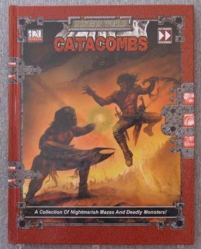 9781932201291: Dungeon World: Catacombs (Dungeon World)