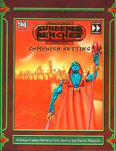 Sundered Reaches Campaign Setting (1932201319) by [???]