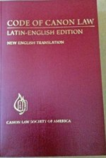9781932208320: Code of Canon Law, Latin-English Edition, New English Translation, Second Printing, 2012 (Code of Canon Law by CLSA 2nd Printing)