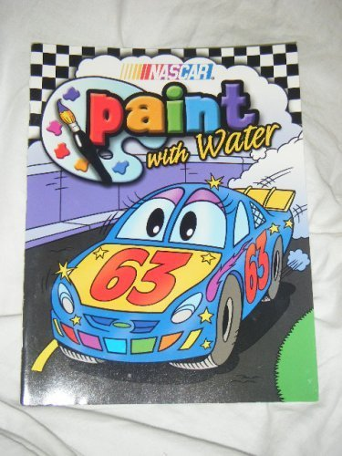9781932209891: Nascar Paint with Water Book