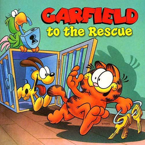 9781932209952: Garfield to the Rescue