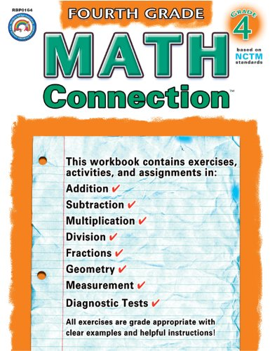 9781932210163: Math Connection™, Grade 4 (Connections™ Series)