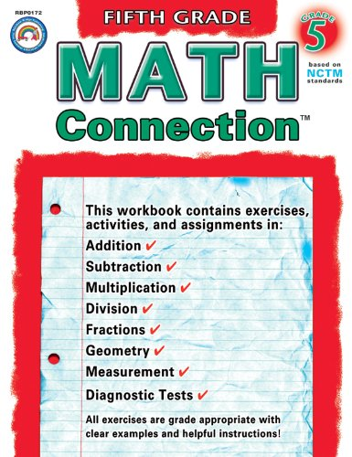 9781932210170: Math Connection™, Grade 5 (Connections™ Series)