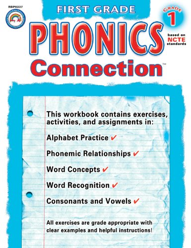 9781932210231: Phonics Connection: Grade 1 (Connections™ Series)