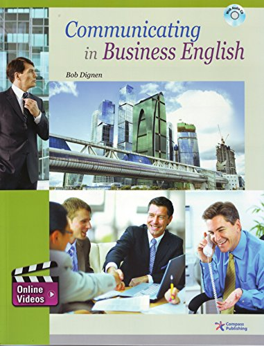 Communicating in Business English (with Audio CD): Bob Dignen