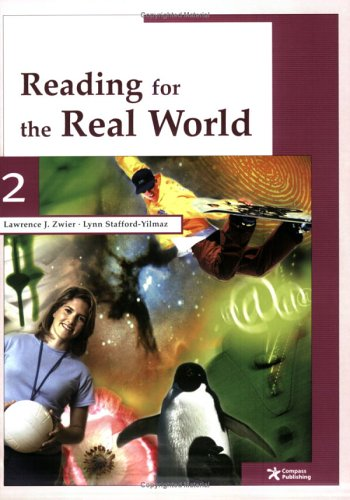 9781932222265: Reading for the Real World 2 (advanced-level diverse non-fiction readings)