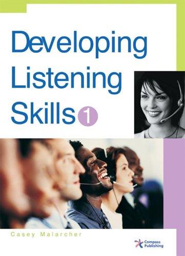 9781932222289: Developing Listening Skills 1