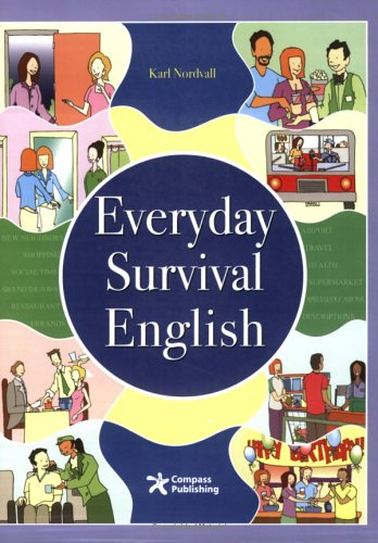 Everyday Survival English (with Audio CD): Karl Nordvall