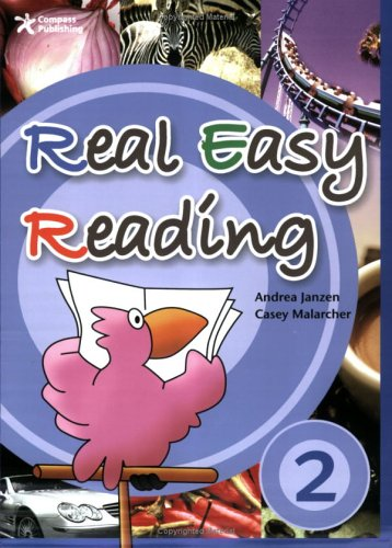 9781932222548: Real Easy Reading 2, Student Book (Engaging Non-Fiction Passages with Comprehension Questions for High Beginners)
