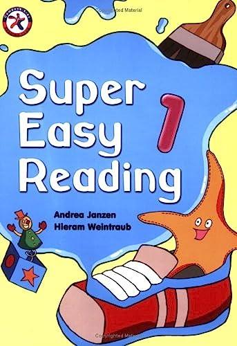 Super Easy Reading 1, Student Book w/Audio: Andrea Janzen