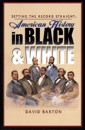 9781932225273: Setting the Record Straight: American History in Black & White