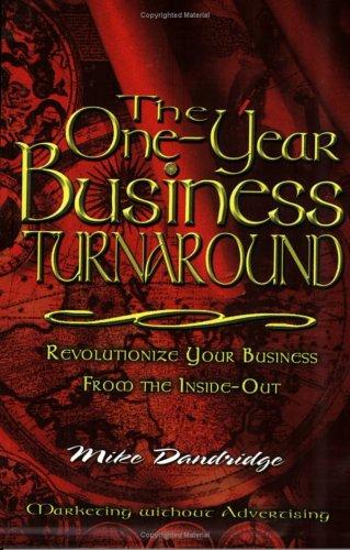 The One-Year Business Turnaround: Mike Dandridge