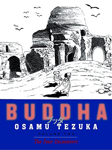 9781932234572: Buddha, Volume 02: The Four Encounters