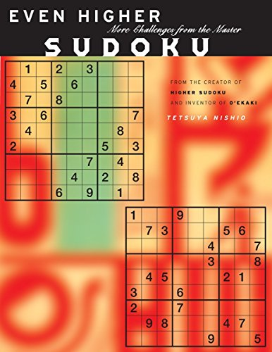 9781932234770: Even Higher Sudoku: More Challenges From The Japanese Master