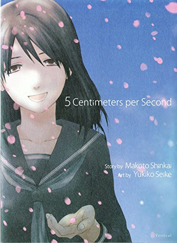 9781932234961: 5 Centimeters Per Second