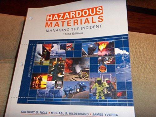 9781932235043: Hazardous Materials: Managing the Incident