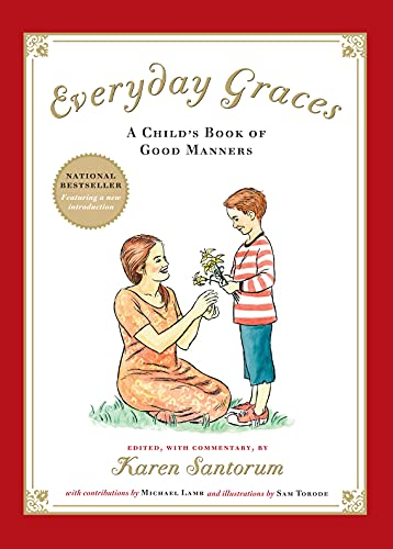 9781932236095: Everyday Graces: A Child's Book of Good Manners