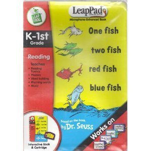 9781932256697: LeapPad One Fish Two Fish Red Fish Blue Fish