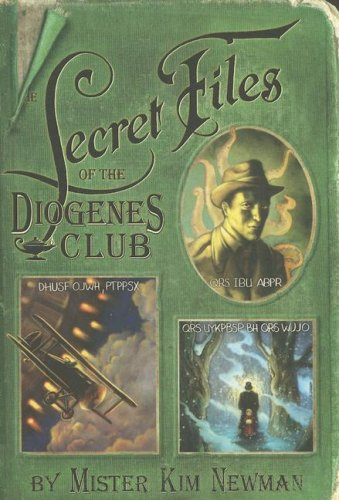 9781932265279: The Secret Files of the Diogenes Club