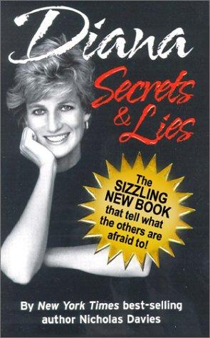 Diana: Secrets & Lies: Nicholas Davies
