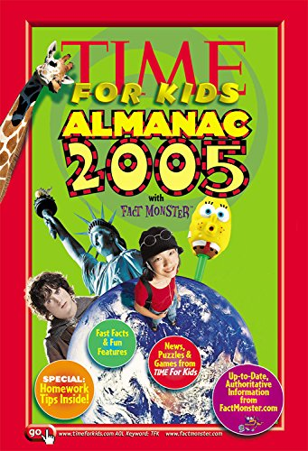 Time for Kids: Almanac 2005 (Time for: Beth Rowen, Curtis