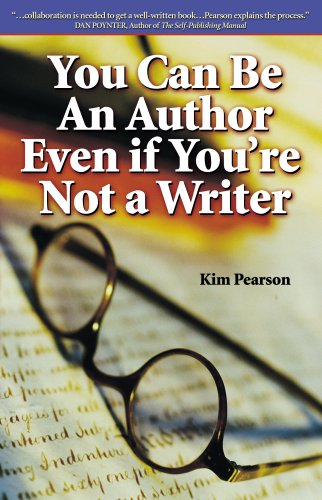 9781932279801: You Can Be An Author Even if You're Not a Writer