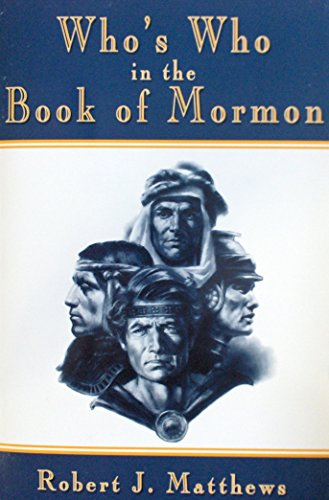 9781932280210: Who's Who in the Book of Mormon