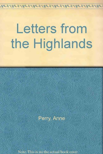 9781932280562: Letters from the Highlands