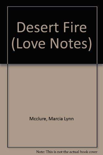 Desert Fire: Marcia Lynn McClure