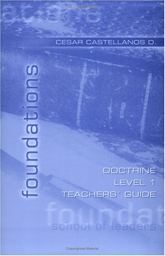 Foundations: Teacher, Level 1: Castellanos, Cesar G.