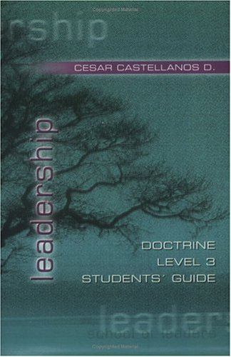 9781932285222: Leadership: Doctrine, Level 3, Students' Guide