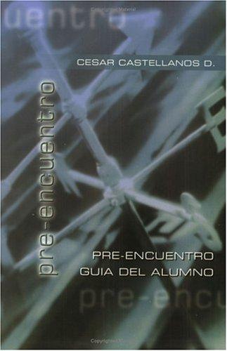 9781932285321: Pre-Encuentro (Spanish Edition)