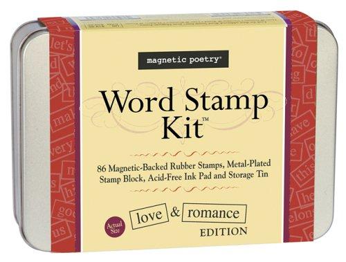 Love & Romance Word Stamp Kit