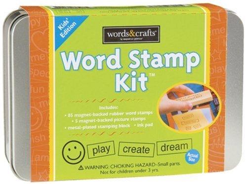 9781932289763: Kids' Word Stamp Kit