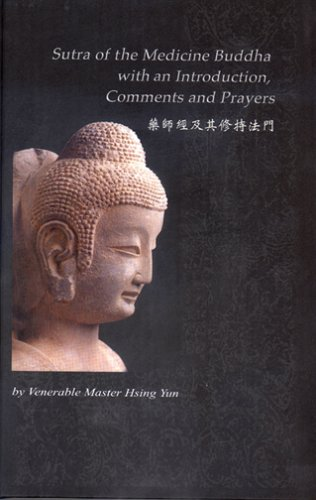 9781932293067: Sutra of the Medicine Buddha: With an Introduction, Comments and Prayers