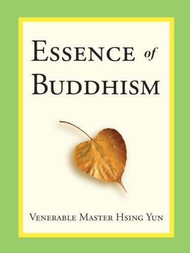 9781932293692: Essence of Buddhism