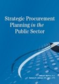 9781932315301: Strategic Procurement Planning in the Public Sector [Paperback] [Jan 01, 2010] Clifford P. McCue and Barbara R. Johnson