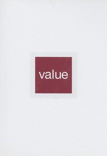 9781932319422: Value (Good Life Series)