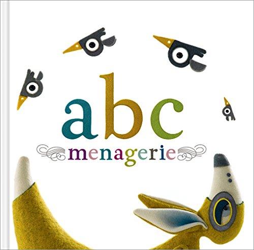 9781932319545: ABC Menagerie