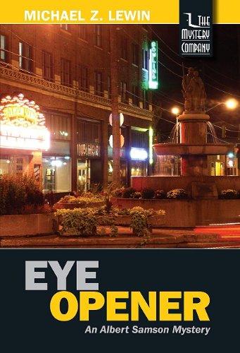 9781932325133: Eye Opener (Albert Samson Mysteries)