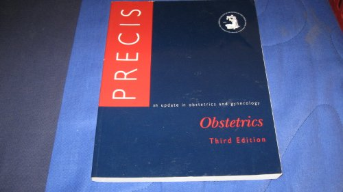 9781932328110: PRECIS: Obsterics