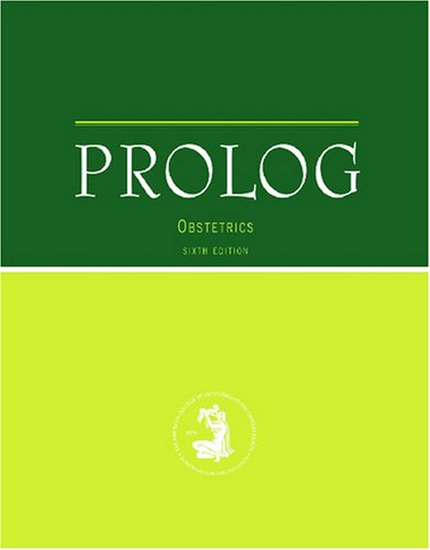 Prolog: Obstetrics: American College of