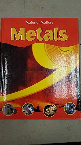 Metals (Material Matters): Jennings, Terry